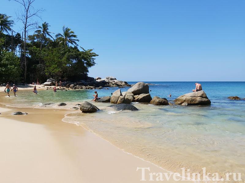 Пляж Лаем Синг на Пхукете