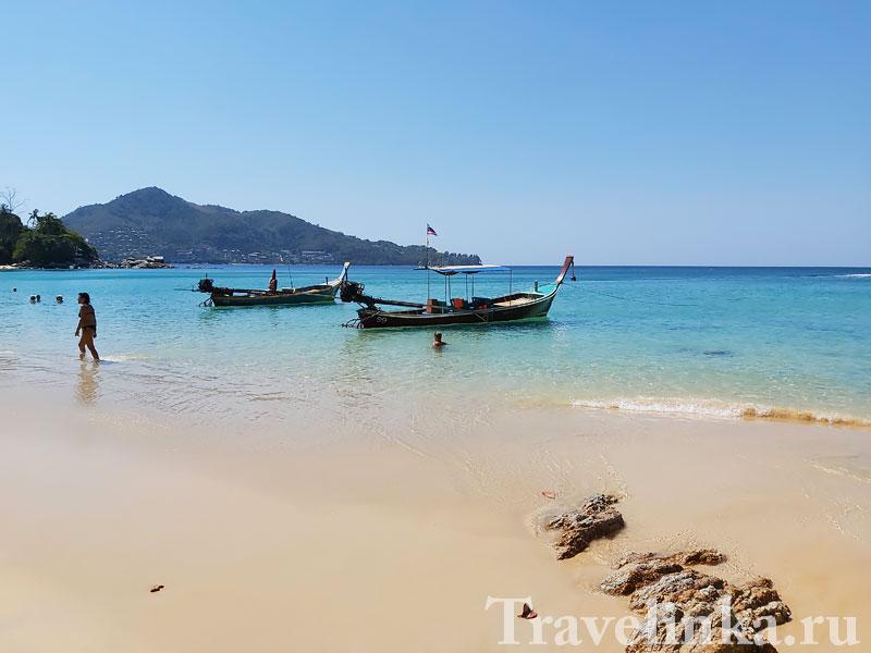 Лаем Синг (Laem Singh Beach)