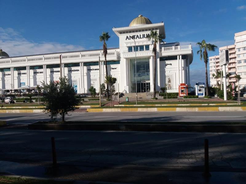 Торговый центр в Анталии