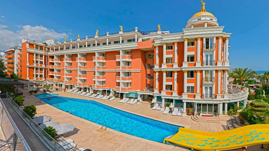 Отель Antique Roman Palace 4*