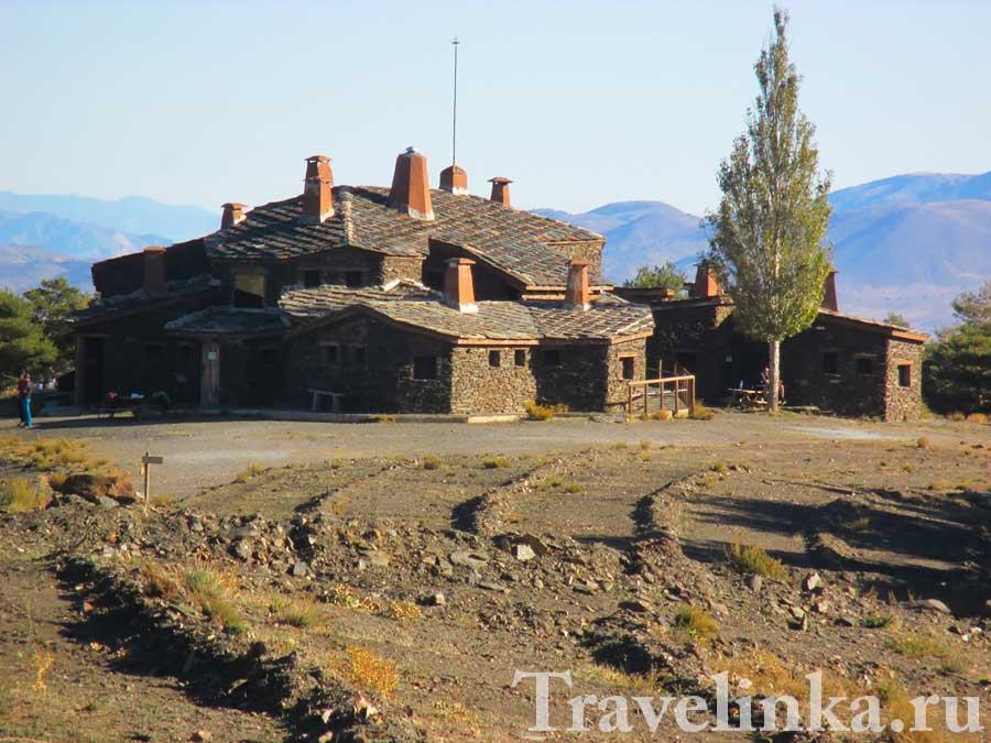 Refugio Postero Alto Sierra Nevada