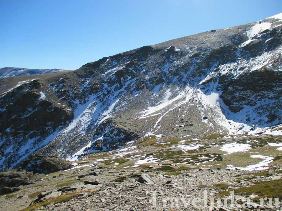 Горы Андалусии
