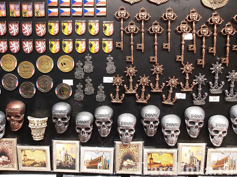 Сувениры из Кутна Горы