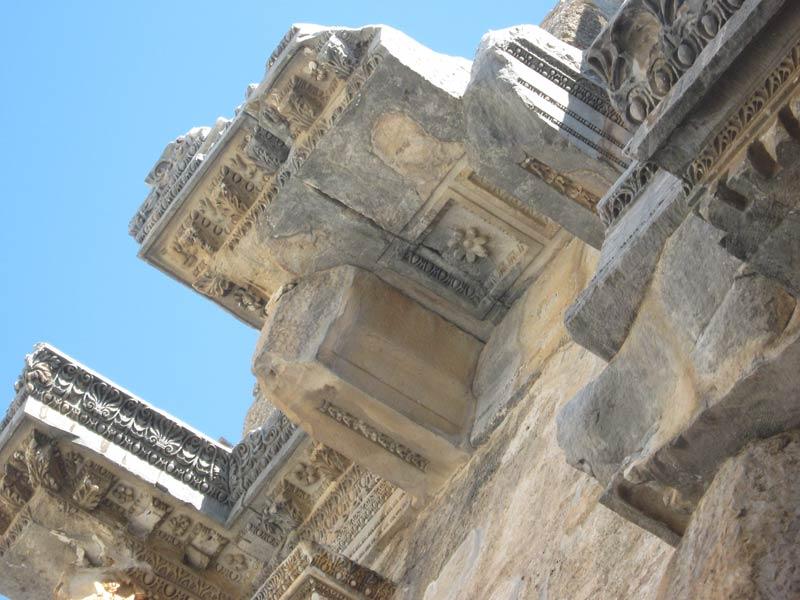 Амфитеатр Аспендос