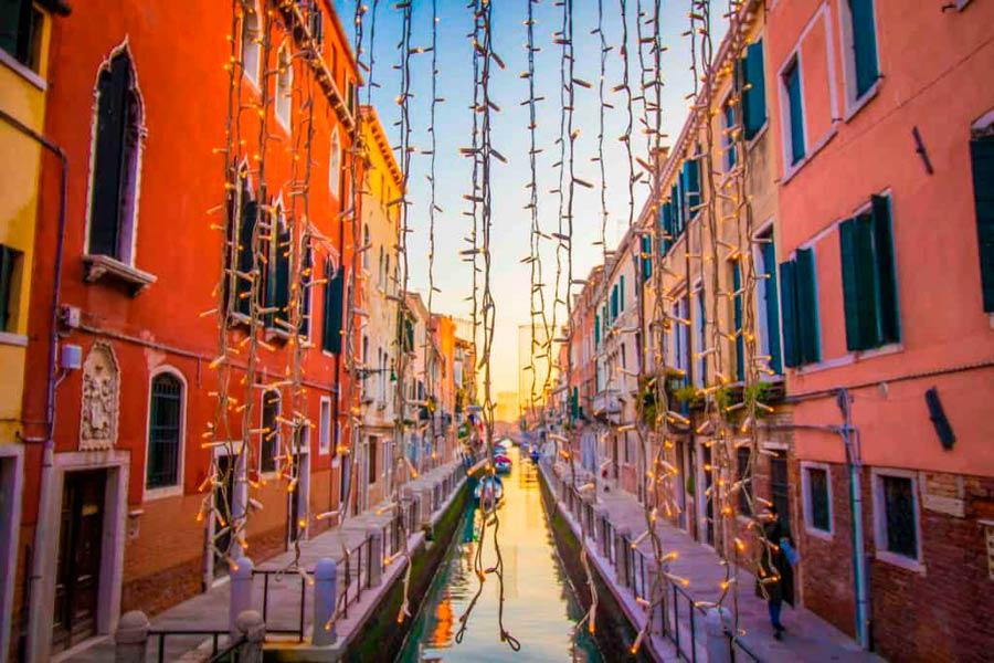 Районы Венеции