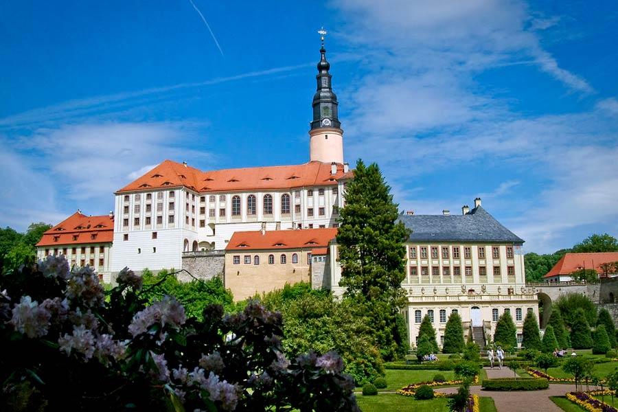 Замок Везенштайн