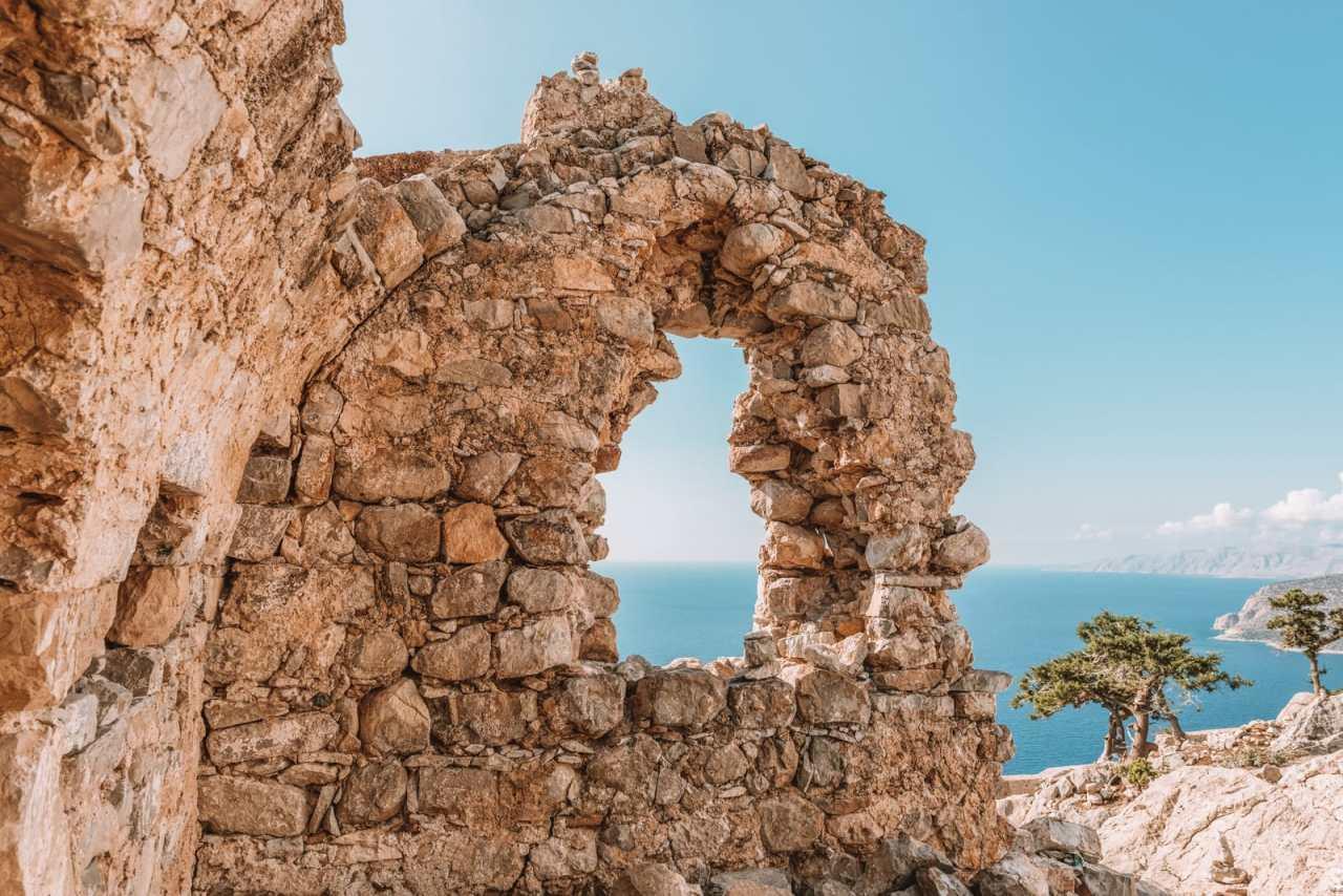 Замки Родоса