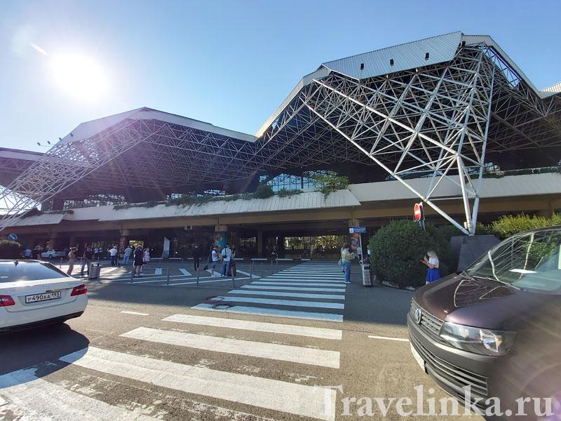 Аэропорт Сочи - Адлер