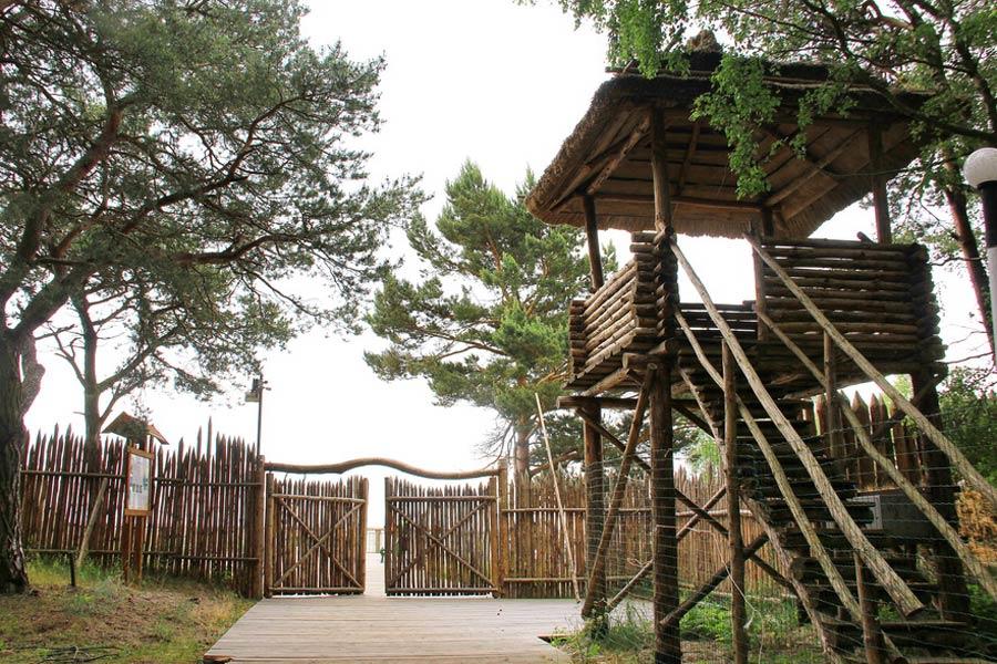 Музейный комплекс «Куршская коса»