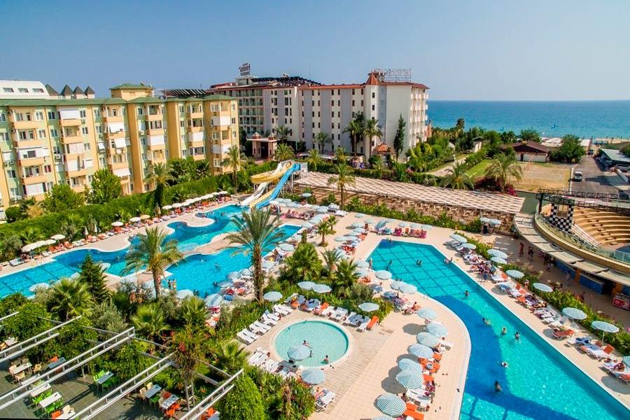 Hedef Resort Hotel Spa 5*