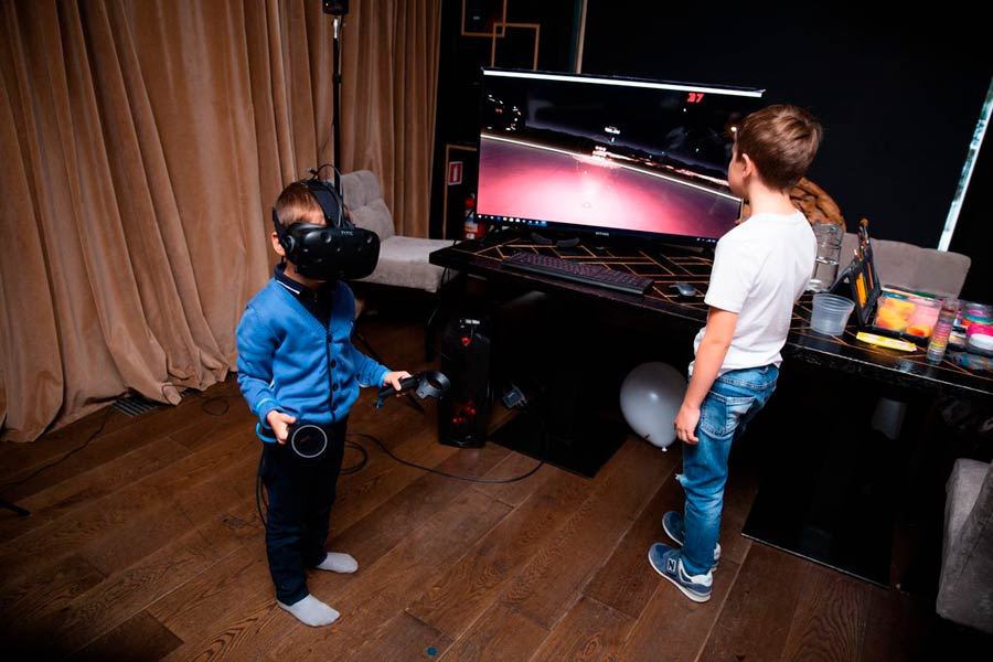 Парк виртуальной реальности «The Deep VR»