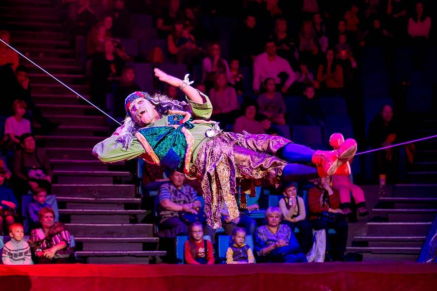 Цирк Никулина на Цветном