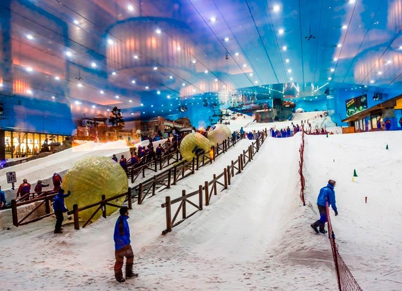 «Ski Dubai»