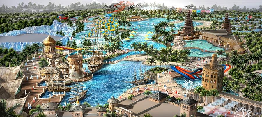 «Dubailand»