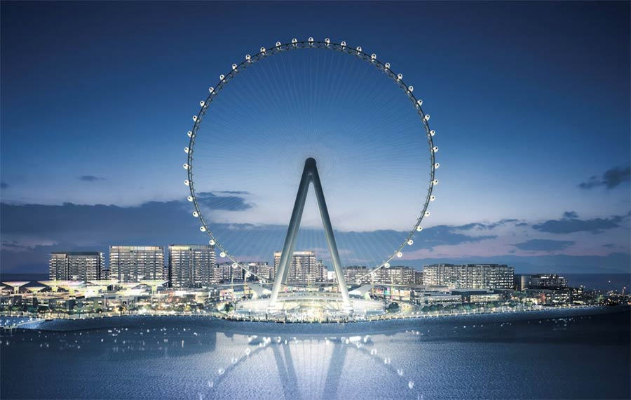 Колесо обозрения «Ain Dubai»