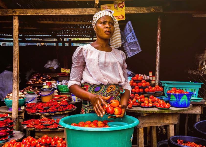 Еда на Занзибаре
