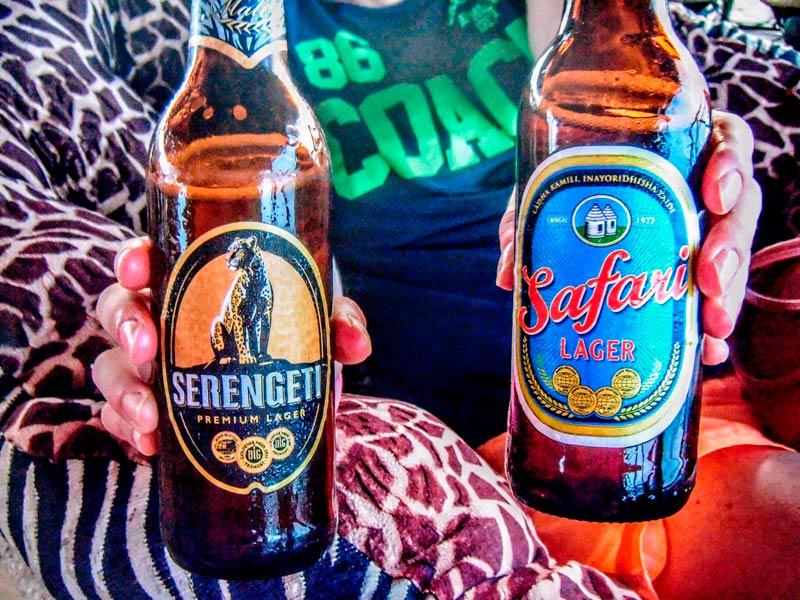 Пиво на Занзибаре